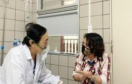Nghệ sĩ Giang còi nhập viện vì bệnh trở nặng
