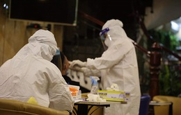 Đã rà soát được 24 F1 liên quan đến bác sĩ dương tính SARS-CoV-2 ở Hà Nội
