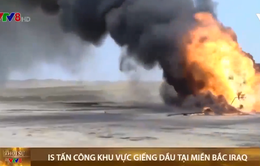 IS tấn công khu vực giếng dầu tại miền bắc Iraq