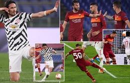 Thua AS Roma, Man Utd vẫn hiên ngang vào chung kết Europa League