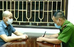 Bất chấp lệnh cấm, quán karaoke ở Ninh Bình vẫn phục vụ khách