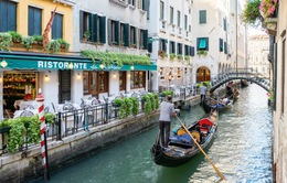 Italy công bố kế hoạch đón khách du lịch vào tháng 5