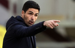 HLV Mikel Arteta được đảm bảo tương lai tại Arsenal