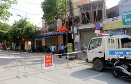 Hà Nam kết thúc cách ly y tế đối với thôn 3 Phú Đa, xã Công Lý