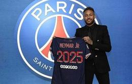 Neymar đạt thỏa thuận gia hạn hợp đồng với Paris Saint Germain