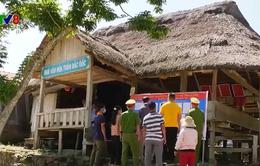 Các xã biên giới Quảng Nam sẵn sàng cho bầu cử sớm