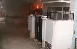 Hiểm hoạ cháy nổ ở các khu nhà ống kết hợp kinh doanh sản xuất