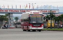 Dừng hoạt động vận tải khách qua hầm đường bộ Hải Vân