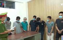 Đà Nẵng: Bắt nhóm đối tượng chuyên trộm tài sản ở các công trình xây dựng