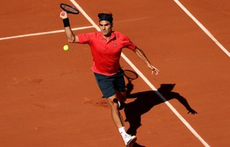 Roger Federer dễ dàng giành chiến thắng ở vòng 1 Pháp mở rộng 2021