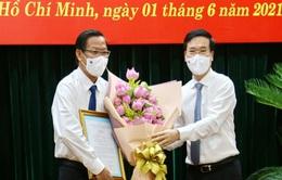 Bí thư Tỉnh ủy Bến Tre Phan Văn Mãi làm Phó Bí thư thường trực Thành ủy TP Hồ Chí Minh