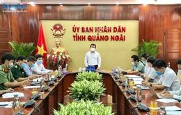 Tạm dừng tuyến vận tải hành khách TP Hồ Chí Minh - Quảng Ngãi từ 0h ngày 1/6
