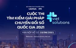 Viet Solutions 2021 - Cuộc thi tìm kiếm giải pháp thúc đẩy chuyển đổi số quốc gia