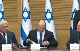 Israel thành lập chính phủ mới
