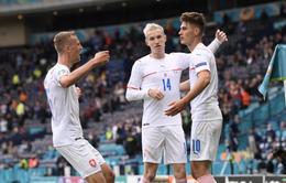 BXH Bảng D UEFA EURO 2020: Bất ngờ mang tên ĐT CH Séc