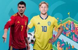 Tây Ban Nha – Thuỵ Điển: 02h00 ngày 15/6 trực tiếp trên VTV3 và VTVGo | Bảng E UEFA UERO 2020