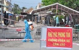 Tiền Giang giãn cách xã hội thị xã Cai Lậy và huyện Cái Bè theo Chỉ thị 16