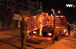 TP Hồ Chí Minh gỡ hàng loạt chốt kiểm soát cửa ngõ quận Gò Vấp