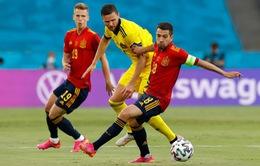 KẾT QUẢ EURO 2020   Tây Ban Nha 0-0 Thuỵ Điển: Phung phí cơ hội, Tây Ban Nha chia điểm trước Thuỵ Điển