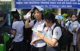 TP Hồ Chí Minh hủy toàn bộ đề thi tuyển sinh lớp 10, giải phóng các hội đồng thi