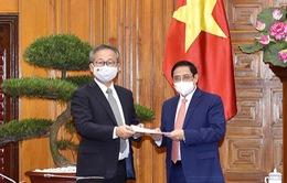 Nhật Bản tặng 1 triệu liều vaccine phòng COVID-19 cho Việt Nam