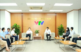 Đoàn Ban Tuyên giáo Trung ương chúc mừng các cơ quan báo chí Trung ương