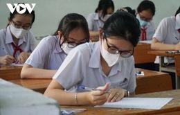 Kỳ thi vào lớp 10 năm 2021 ở Đà Nẵng diễn ra an toàn, nghiêm túc