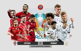 Nhận định Bồ Đào Nha – Đức: Ronaldo tiếp tục phá kỷ lục đưa Selecao vào vòng 1/8?   23h00 ngày 19/6 trực tiếp trên VTV6