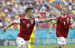 Ukraine 0-1 Áo: Chiến thắng vừa đủ, ĐT Áo giành ngôi  nhì bảng C UEFA EURO 2020