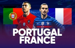 Bồ Đào Nha - Pháp: Duyên nợ tương phùng   2h00 ngày 24/6 trên VTV3 và ứng dụng VTVGo