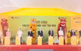 Thanh Hóa: Khởi công xây dựng Khu du lịch sinh thái biển tại Nghi Sơn