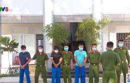 Đà Nẵng: Bắt nhóm trộm lan giá trị cao