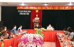 Phú Yên họp khẩn ngăn chặn dịch COVID-19