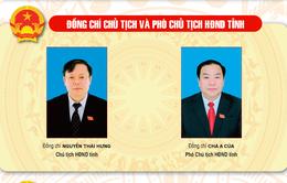 Sơn La kiện toàn các chức danh lãnh đạo chủ chốt HĐND và UBND tỉnh