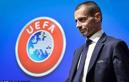 UEFA chính thức bỏ luật bàn thắng sân khách tại các cúp châu Âu