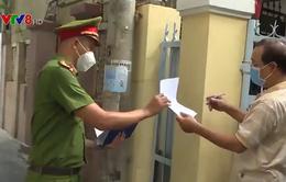 Đà Nẵng: Giám sát chặt chẽ người từ vùng có dịch về