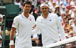 Phân nhánh Wimbledon 2021: Federer chỉ có thể gặp Djokovic tại chung kết