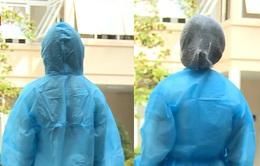 Không nhất thiết mặc đồ bảo hộ liền thân khi lấy mẫu xét nghiệm COVID-19