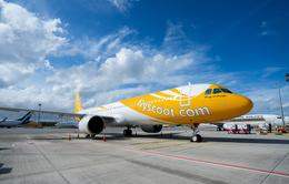 Scoot trở thành nhà khai thác mới của máy bay A321neo