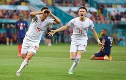 VIDEO Highlights Pháp 3-3 [4-5 pen] Thuỵ Sĩ   Vòng 1/8 UEFA EURO 2020