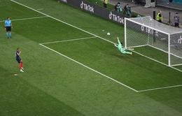 VIDEO Loạt đá luân lưu cân não của ĐT Pháp – Thuỵ Sĩ   Vòng 1/8 UEFA EURO 2020