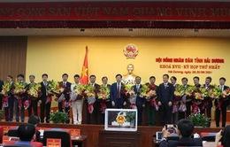 Hải Dương có tân Chủ tịch UBND tỉnh