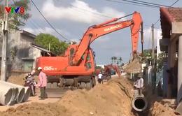 Quảng Nam: Người dân tự nguyện hiến đất làm đường giao thông