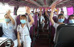 Phú Thọ điều động 84 cán bộ y tế đến Bắc Giang