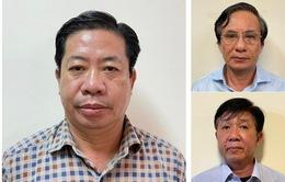 Khởi tố nguyên Chủ tịch UBND tỉnh Bình Dương Trần Thanh Liêm và 5 cán bộ lãnh đạo khác