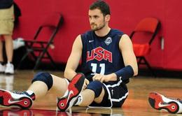 Lãnh đội bóng rổ Mỹ bảo vệ quyết định gọi Kevin Love