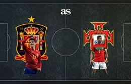 Lịch thi đấu giao hữu quốc tế đêm nay: Tâm điểm trận Derby bán đảo Iberia!