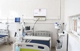 Thiết lập Trung tâm Hồi sức tích cực COVID-19 tại Bệnh viện Đại học Y Hà Nội