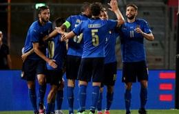 Italia thắng thuyết phục CH Czech trước thềm EURO 2020
