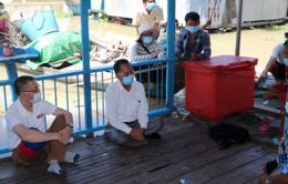 Hỗ trợ các gia đình gốc Việt trong diện di dời tại Phnom Penh